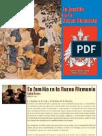 La Familia en La Nueva Alemania