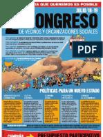 Poster La Posta Regional Nº 11