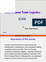 ITL-Lecture-08 Warehousing- A Role Beyond Storage)