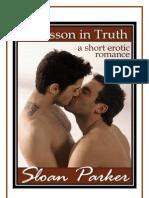 Sloan Parker - Una Leccion de Verdad