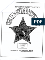 Palm Beach County Sheriff's Office Investigative Report