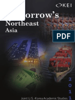 ESTIMATING THE POTENTIAL SIZE OFINTER-KOREAN ECONOMIC COOPERATION by Doowon Lee