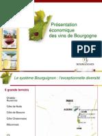 Presentation que Vins Bourgogne