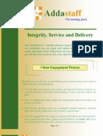 Client Engagement Process
