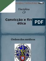 Código Deontológico Dos médicos Power Point