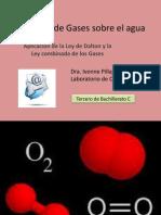 Recogida de Gases Sobre El Agua - SEXTO C - QQBB