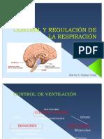 Control y Regulacion RESPIRACIÓN