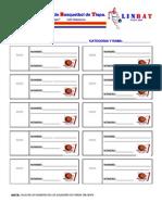Cedula Linbat PDF