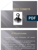 agusto comte