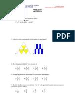 15 evaluaciones de matematicas de primaria 3º ciclo