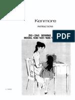 Kenmore 158.19412 Manual