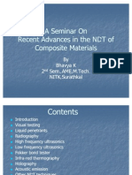 Ndt of Composite