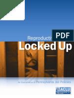 Prison Reproductive Health