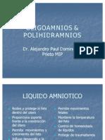 OLIGOAMNIOS & POLIHIDRAMNIOS