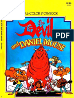 The Devil and Daniel Mouse Storybook