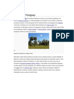 Cultura Del Paraguay