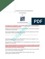 Manual Simplificado Do Uso Do Programa