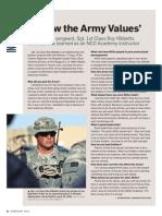 Profiles in NCOs