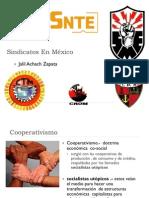 Sindicatos En México