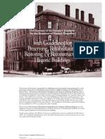 Historic Buildings Guildelines