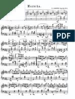 Chopin Mazurka 24 04