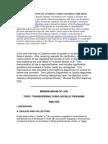 A Brief Explanation of c&r Laws in CA
