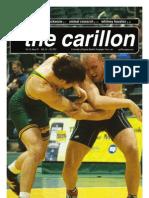 The Carillon - Vol. 54, Issue 20