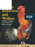 Poultry Behaviour and Welfare