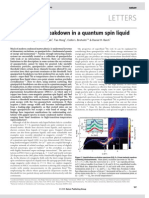 Matthew B. Stone et al- Quasiparticle breakdown in a quantum spin liquid