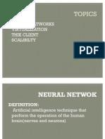 Neural Netwok