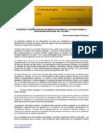 Falsificación en documentos notariales