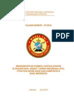 Mabes TNI - Gerakan Hizbut Tahrir Indonesia, Strategi Mobilisasi Dan Dampaknya Bagi Indonesia