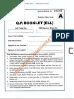 AP Transco Ae-2012-Electrical Qbooklet- Series-A (29!01!2012)