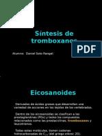 Síntesis de Tromboxanos