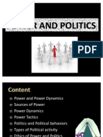 Power and Politics - OB1