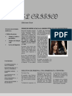 Periodico El Critico