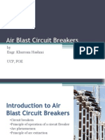AirBlast Circuit Breakers