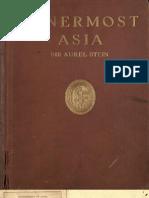 Innermost Asia Vol 3 -Part I,  By Sir Aurel Stein