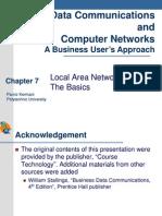 Chapter07 LAN Basic