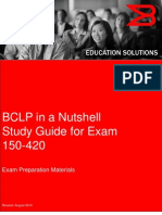 BCLP Nutshell 201008