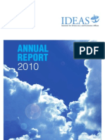 IDEAS Annual Report 2010 Medium Resolution