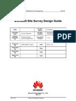 BSC6900 Site Survey Design Guide-20110520-B-V1.3