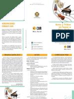 AGRUPACIONES CORALES CAM. CONCATEDRAL DE ALICANTE. OBRA SOCIAL. CAM