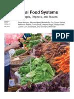 USDA Food Hub Report