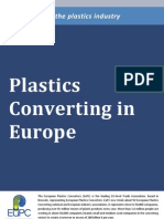 The Plastics Processing Industry in Europe