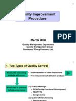 0606-02 Quality Improvement Procedure Rev7-2