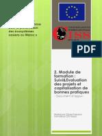 Module de Formation 'Suivi e Evaluation Des Projets Et Capital is at Ion de Bonnes Pratiques