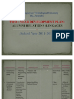 Two-year Dev Plan