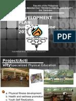 Development Plan Show