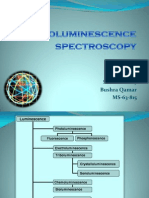Photo Luminescence Spectroscopy